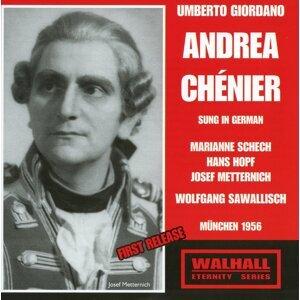 Andrea Chenier (Sung in German) (1956)