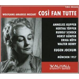 Mozart: Così fan tutte (Sung in German) (1957)