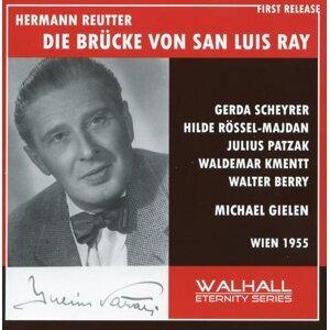 Hermann Reutter -  Die Brucke von San Luis Ray
