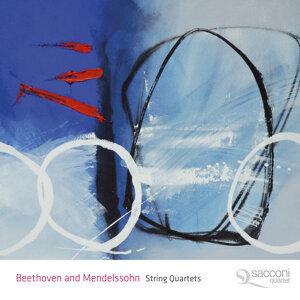 Beethoven and Mendelssohn: String Quartets