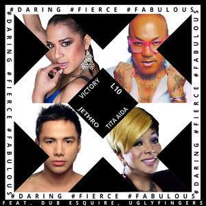 #Daring #Fierce #Fabulous