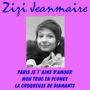 Zizi Jeanmaire Paris je t'aime d'amour