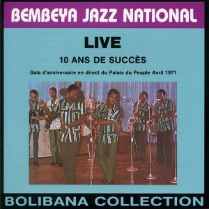 Live 10 ans de succès, gala au palais du peuple en avril 1971 - Bolibana Collection