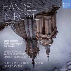 Handel in Rome 1707 - Live