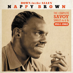 Down in the Alley - The Complete Savoy Singles As & Bsm 1954-1962