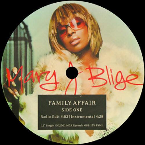 Family Affair - Radio Edit