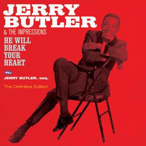 He Will Break Your Heart + Jerry Butler, Esq. (Bonus Track Version)