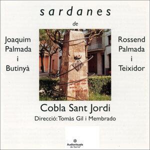 Sardanes De Joaquin Palmada i Butinya i Rossend Palmada i Teixidor