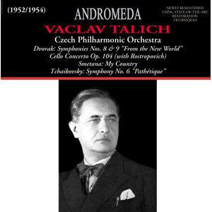 Dvořák: Cello Concerto & Symphonies Nos. 8 & 9,