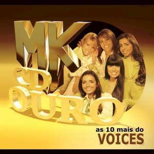 MK CD Ouro Voices