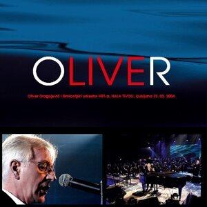 Oliver, Koncert Hala Tivoli