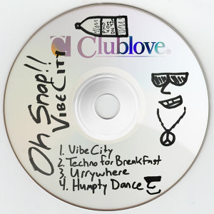 Vibe City - EP