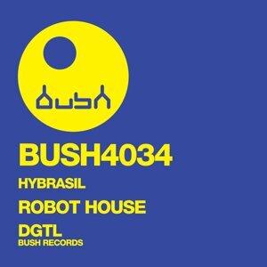Robot House - EP