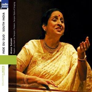 South India: Aruna Sairam - Padam, le chant de Tanjore