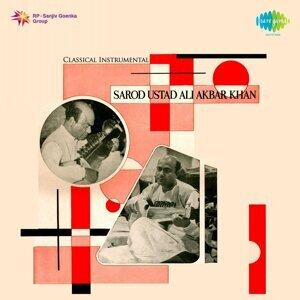 Classical Instrumental - Sarod: Ustad Ali Akbar Khan - Live