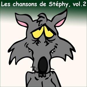 Les chansons de Stéphy, vol. 2