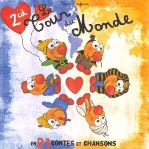 Coeur d'enfance - Le tour du monde en 21 contes et chansons