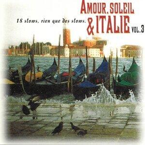 Amour, soleil et Italie, vol. 3 - 18 slows, rien que des slows