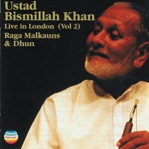 Ustad Bismillah Khan Live In London, Vol. 2 - Raga Malkauns & Dhun