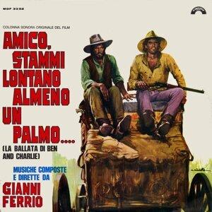 Amico stammi lontano almeno un palmo - Original Motion Picture Soundtrack