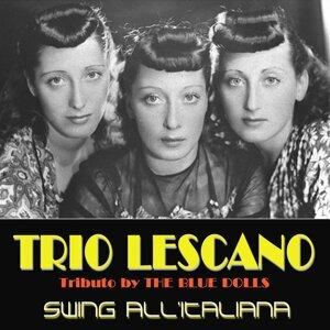 Trio Lescano.... swing all'italiana