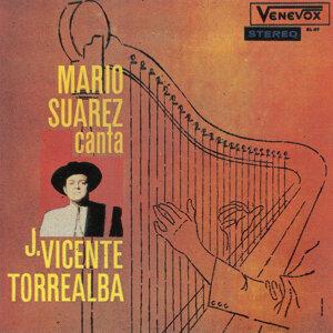 Mario Suarez Canta a J. Vicente Torrealba