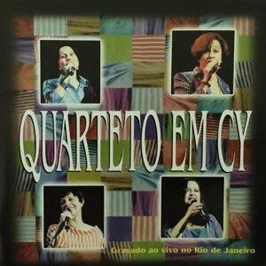 Quarteto em Cy - Ao Vivo