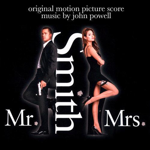 Mr. & Mrs. Smith (Original Motion Picture Score)