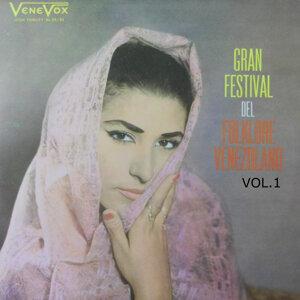 Gran Festival del Folklore Venezolano, Vol. 1