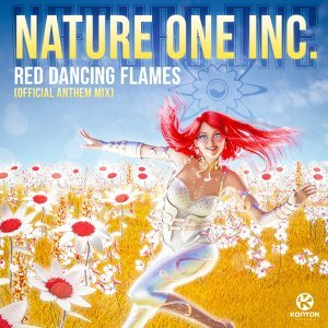 Red Dancing Flames (Official Anthem Mix)