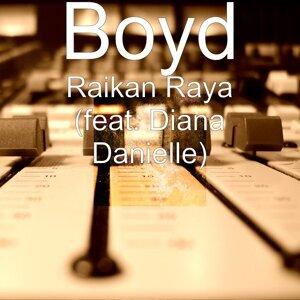 Raikan Raya (feat. Diana Danielle)