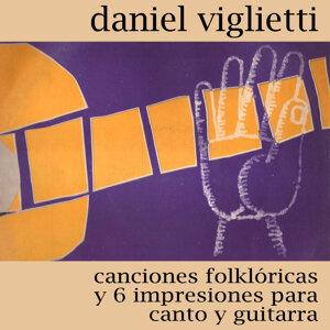 Canciones Folklóricas y 6 Impresiones para Canto y Guitarra