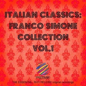 Italian Classics: Franco Simone Collection, Vol. 1