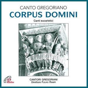 Corpus domini - Canto gregoriano