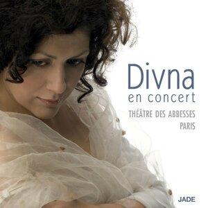 Divna en concert - Live Théâtre des Abbesses, Paris