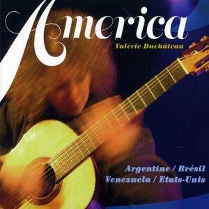 America - Argentine, Brésil, Vénézuela, Etats-Unis