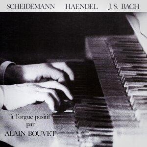 Scheidemann, Haendel et Bach à l'orgue positif