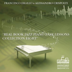 Real Book Jazz Piano Easy Lessons, Collection 8