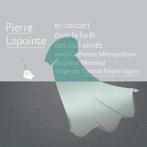 Pierre Lapointe En Concert Dans La Forêt Des Mal-Aimés Avec L'orchestre Métropolitain Du Grand Montréal Dirigé Par Yannick Nézet-Séguin