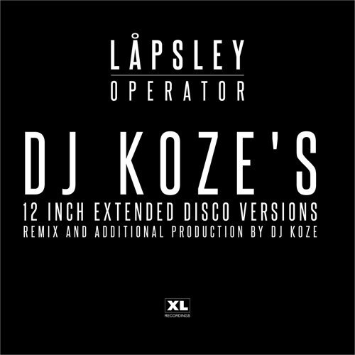 Operator (DJ Koze's 12 inch Extended Disco Versions)