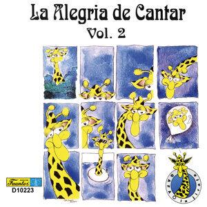 La Alegria de Cantar, Vol 2 - Para Niños