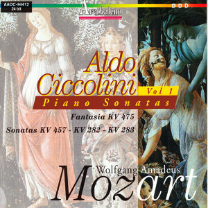 Wolfgang Amadeus Mozart: Piano Sonatas