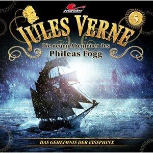 Die neuen Abenteuer des Phileas Fogg, Folge 5: Das Geheimnis der Eissphinx
