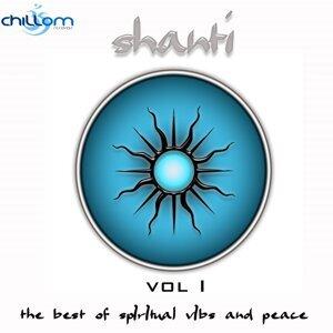 Shanti Vol. 1 - The Best Of Spiritual Vibs and Peace