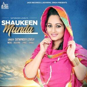 Shaukeen Munda