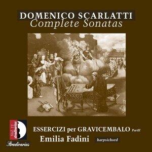 Domenico Scarlatti: Esercizi per gravicembalo, Complete Sonatas