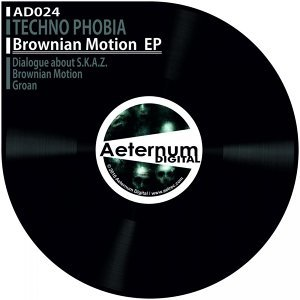 Brownian Motion EP