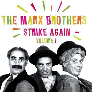 The Marx Brothers Strike Again, Vol. 1