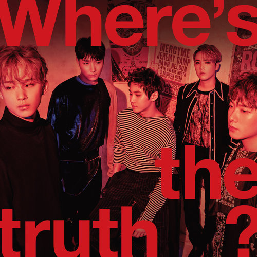 Where's The Truth? (Where's the truth?) - 韓語正規6輯