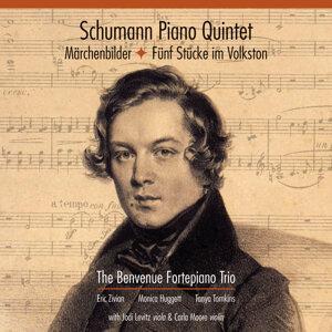 Schumann Piano Quintet - Märchenbilder - Fünf Stücke im Volkston